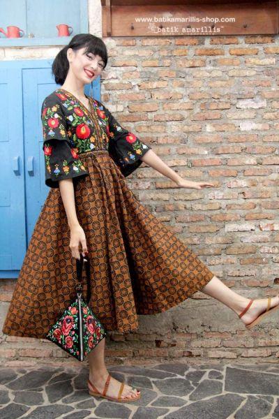 25+ best ideas about Batik fashion on Pinterest ...
