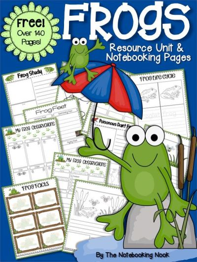 149 Best images about Frog and Reptiles Theme on Pinterest | Frog crafts, Pond life and ...