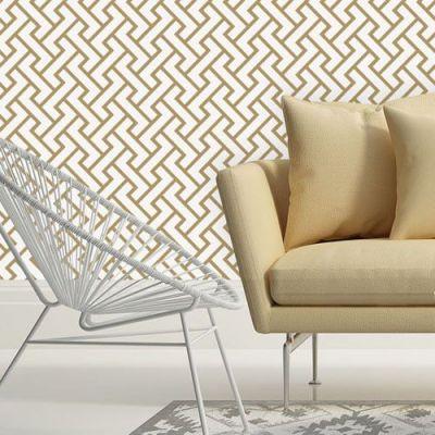25+ best ideas about Fabric Wallpaper on Pinterest | Starch fabric walls, Fabric on walls and ...