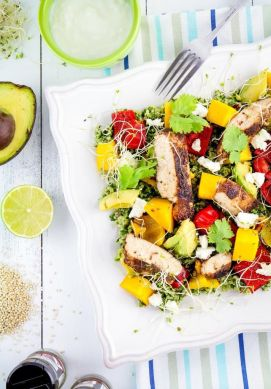 Delicious & Protein Rich Chicken Salad Recipes -
