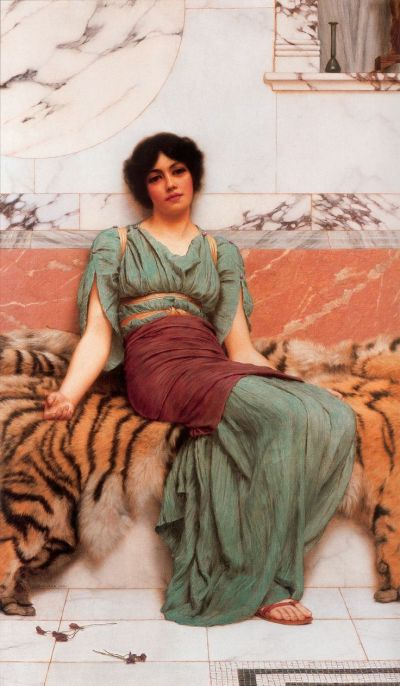 113 best images about John William Godward (1861-1922) on Pinterest