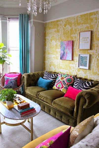 17 Best ideas about Wall Behind Couch on Pinterest | Living room shelves, Apartment living rooms ...