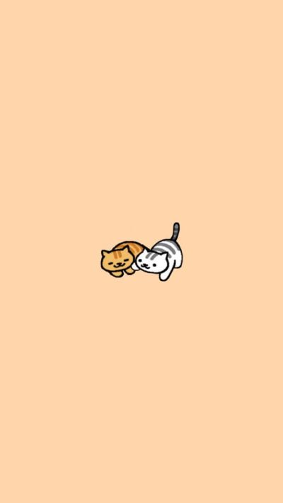 Neko Atsume wallpaper | iPhone Backgrounds | Pinterest | iPhone wallpapers, iPhone and Wallpapers