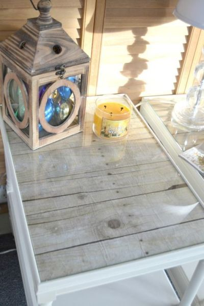 25+ best ideas about Glass table redo on Pinterest | Glass tables, Rustic outdoor coffee tables ...