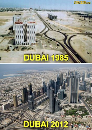 17 Best images about Dubai before and after and a look @ Abi Dhabi..... on Pinterest | Abu dhabi ...