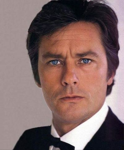 1000+ ideas about Alain Delon on Pinterest | Romy Schneider, Claudia Cardinale and Delon
