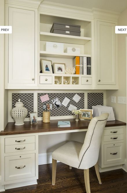 I Donu002639t Think The Desk Area Is Wide Enough For File Drawers On Either  O