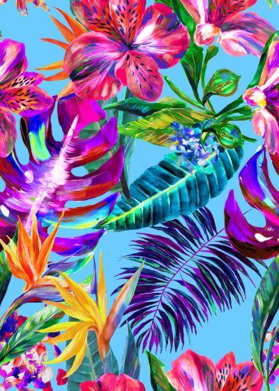 Best 20+ Tropical wallpaper ideas on Pinterest | Tropical background, Tropical pattern and Tropical