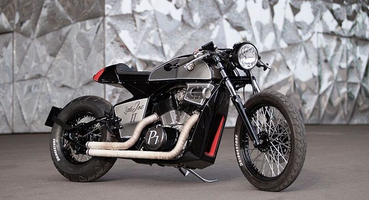 Honda Shadow Cafe Racer Kit Free Image About