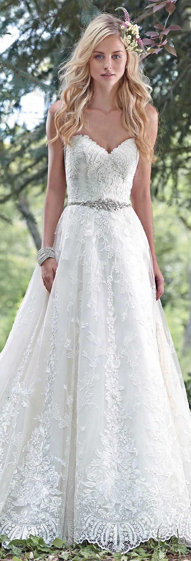 luna novias wedding gowns halloween wedding dresses Maggie Sottero Wedding Dresses
