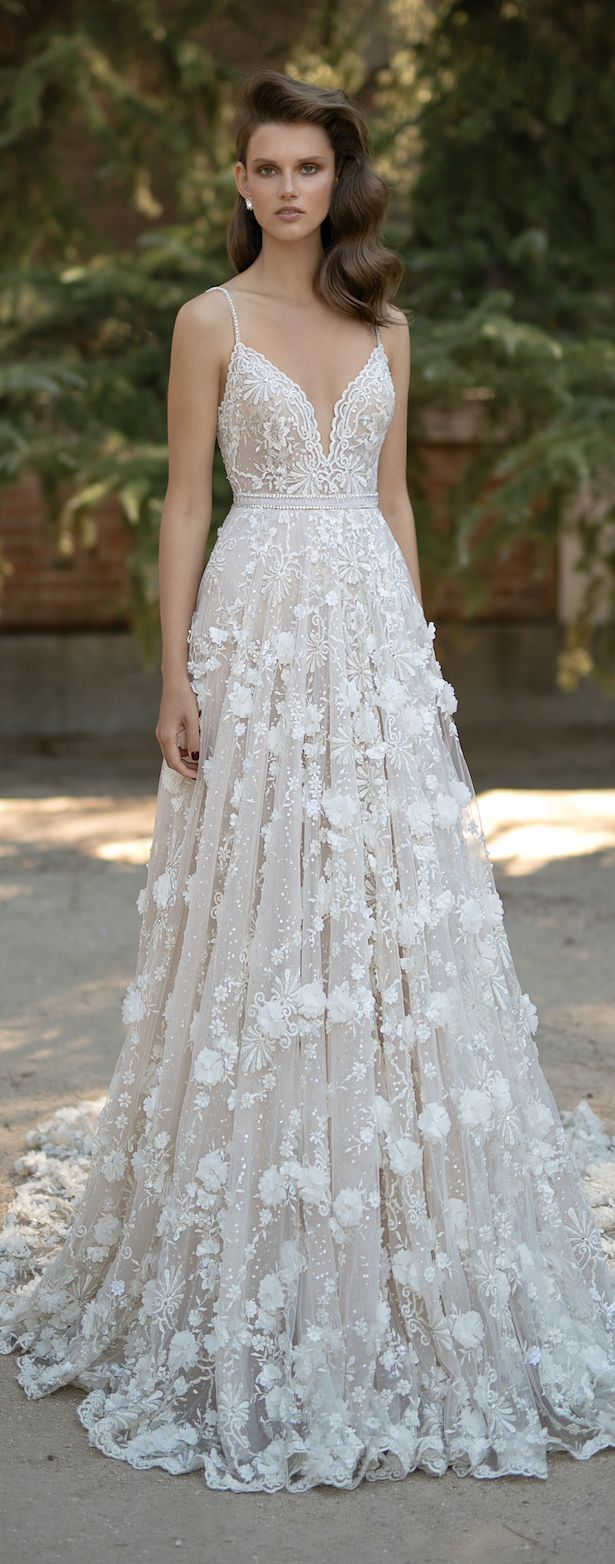 wedding ideas for summer summer dresses for weddings Add a special touch to your special day with a chic floral inspired wedding gown for