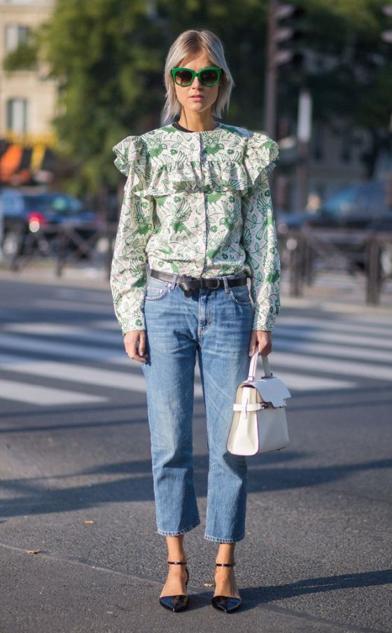 Street Style, Paris Fashion Week, Linda Tol: