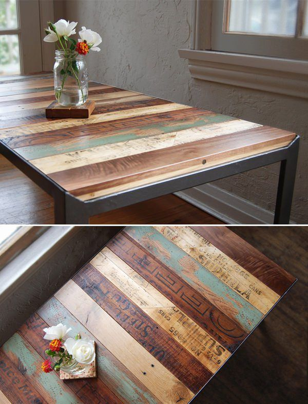 15 easy diy reclaimed wood projects furniture ideas i