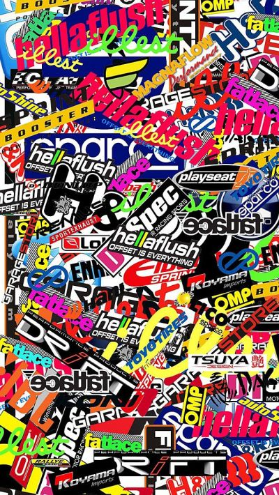 Sticker Bomb | Sticker Bomb | Pinterest | Stickers and Sticker bomb