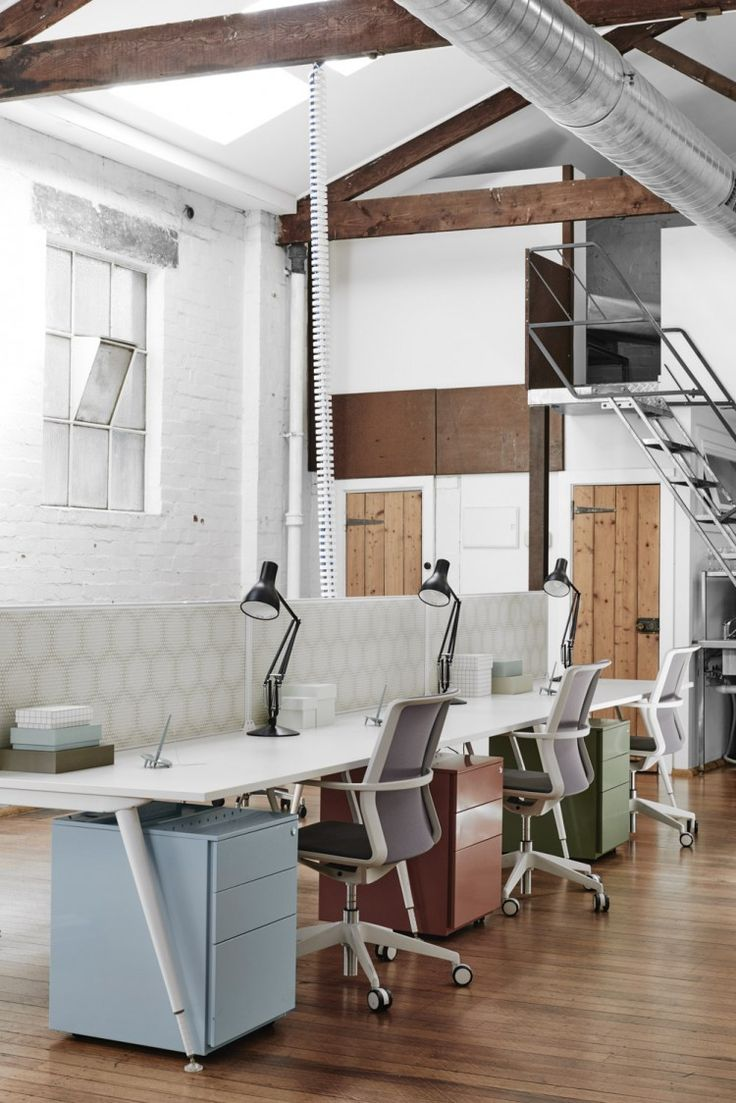 huntlyu0027s urban wharehouse workspace in melbourne furnituremarvelous office cubicle decor holiday t
