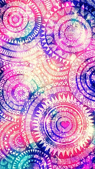 Tribal Pattern Wallpaper/Lockscreen Girly, Cute, Wallpapers for iPhone, Android, iPad & all ...
