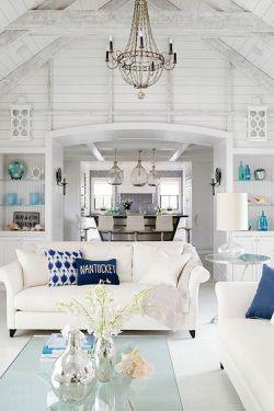 Perfect Beach Home Decor Beach Decor Home Decorating Ideas Pinterest Coastal Home Decor Ideas Coastal Home Decor Ideas