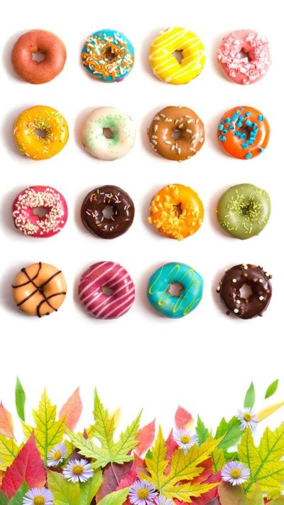 Doughnut Frames #iPhoneWallpaper | iPhone 5 wallpapers | Pinterest | Iphone 5s, iPhone and ...