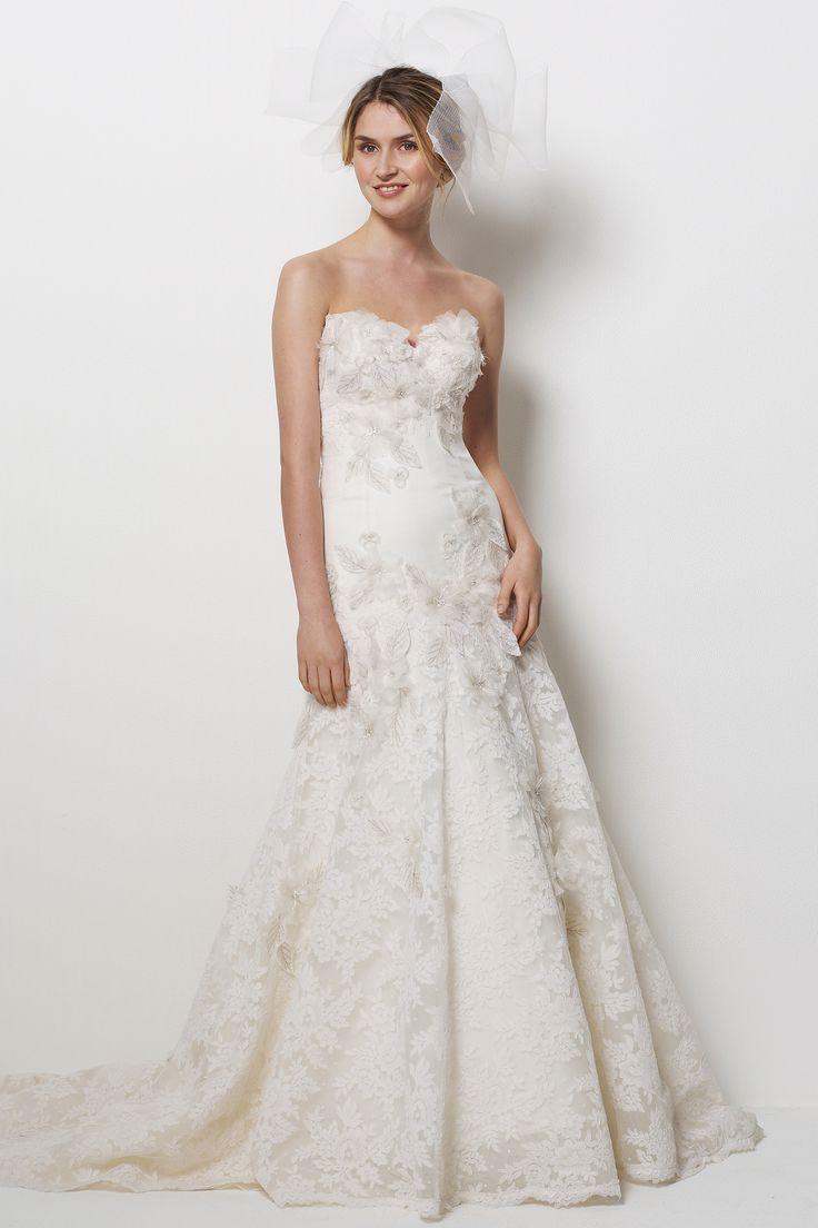 wedding dresses for sale used wedding dresses Watters Hollywood Size 5 Wedding Dress
