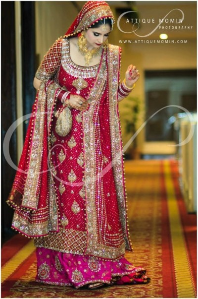 Dulhan Bride Pakistani South Asian Wedding | Asian Brides ...