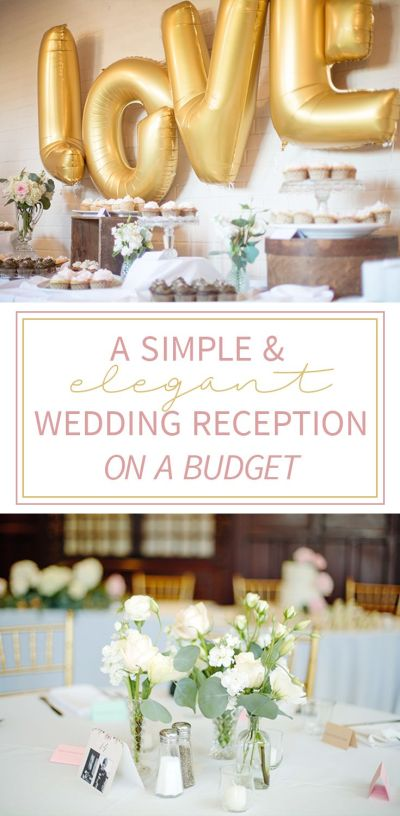 25+ best ideas about Budget Wedding Receptions on ...