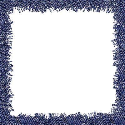 Cool Backgrounds for Word Documents | Another brush that I used to border my page with denim ...