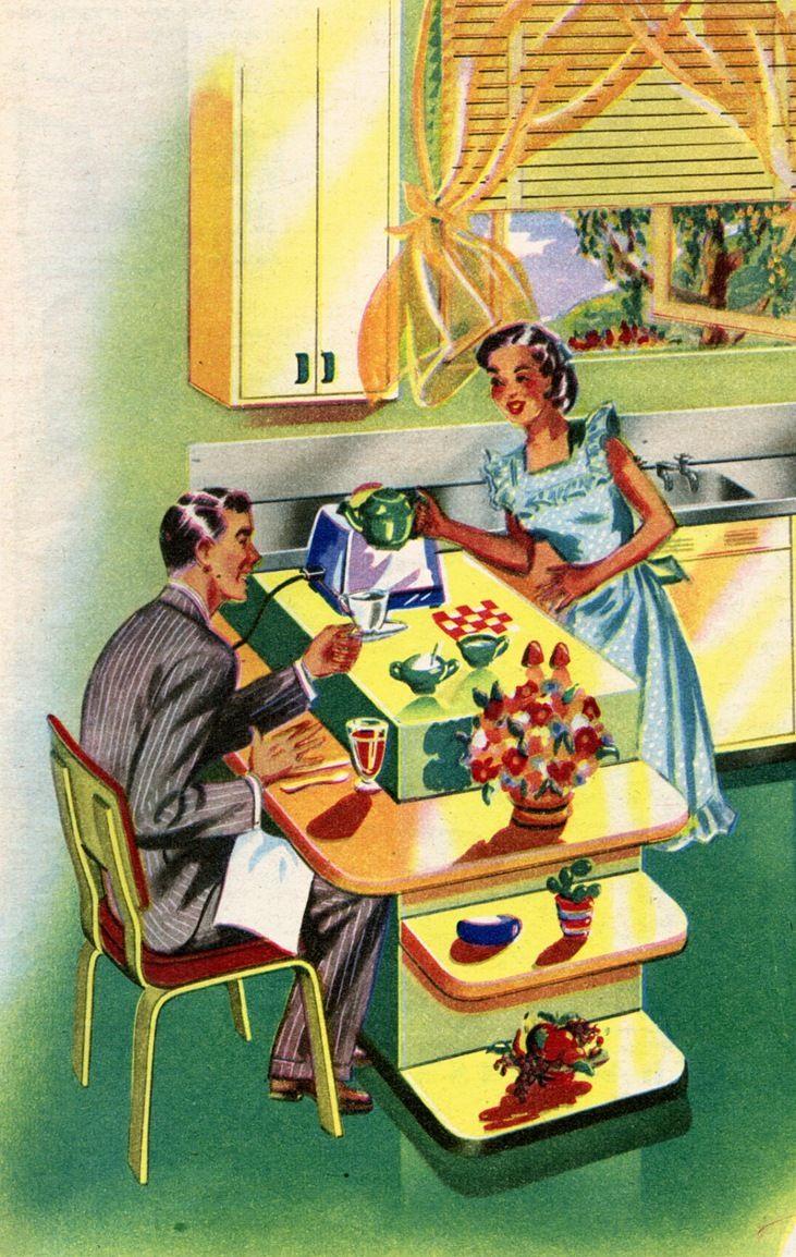 retro kitchen tables s kitchen table free vintage retro image 50 27s kitchen
