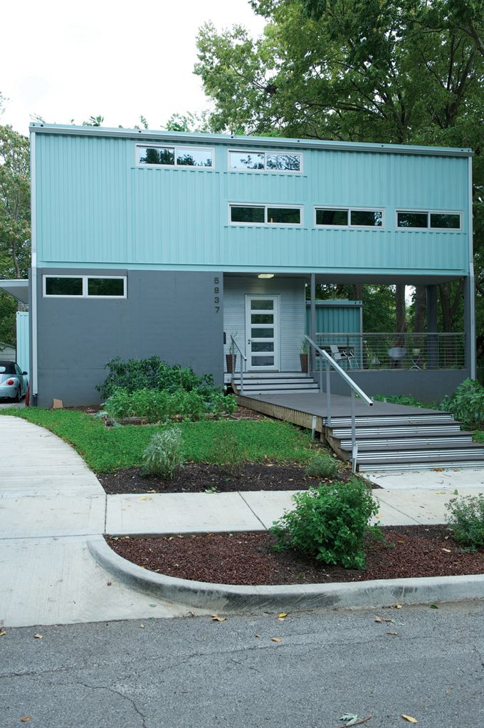 Interesting Modern Architecture Kansas City Turquoise Gray And Debbie Inside Decorating