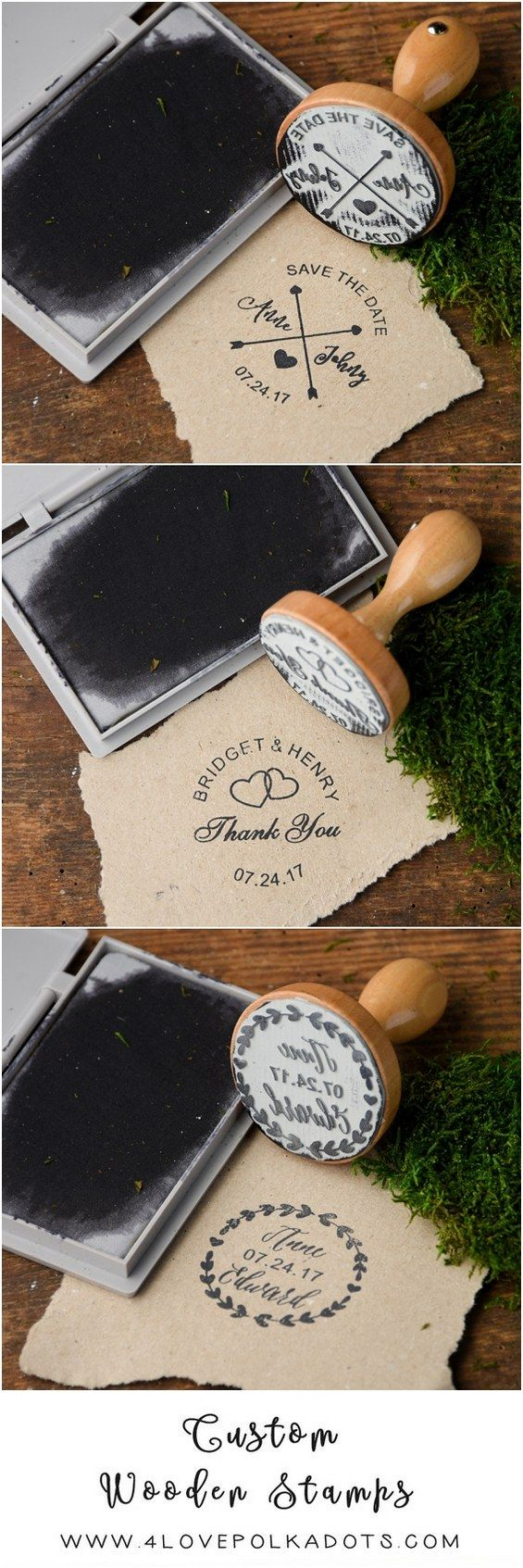 wedding stamps wedding stamps Rustic country wooden wedding stamps rusticwedding countrywedding