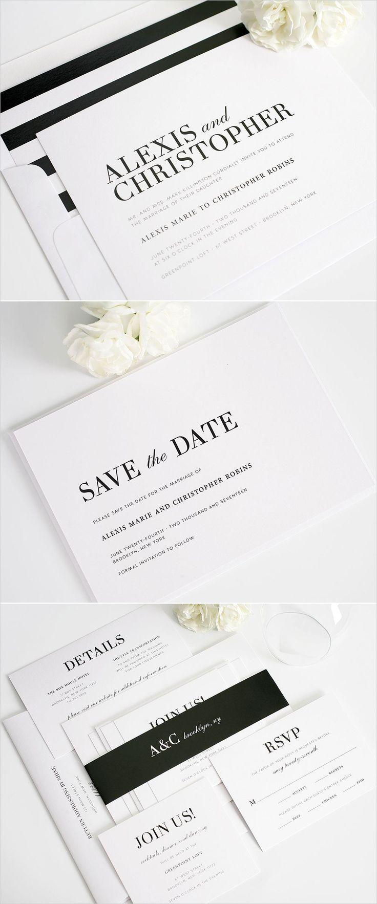 classy wedding invitations classy wedding invitations Sweet spring wedding invitation trends perfect for your wedding