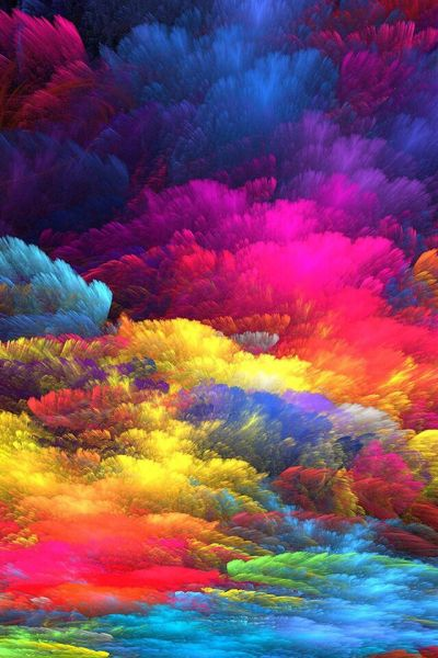 25+ best ideas about Colorful backgrounds on Pinterest | Backgrounds, Galaxy wallpaper and Blue ...