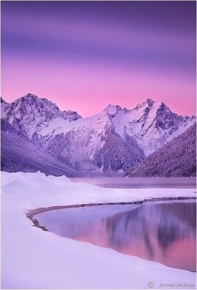 Best 25+ Winter sunset ideas on Pinterest | Winter nature photography, Winter pictures and ...