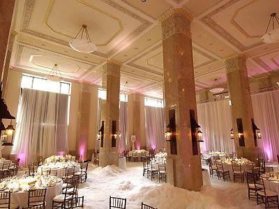 The Mezzanine Newark Weddings Northern New Jersey Wedding ...