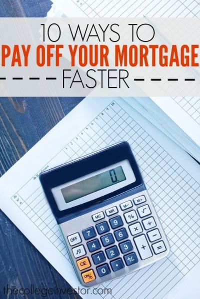 10 Ways to Pay Off Your Mortgage Faster | Ideas and The o'jays
