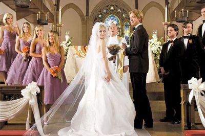 Celebrity Wedding Dresses: TV & Movies   Celebrity ...