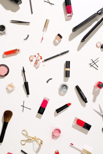 Makeup tools iPhone wallpaper | Iphone wallpapers | Pinterest | iPhone wallpapers, Chic and Android