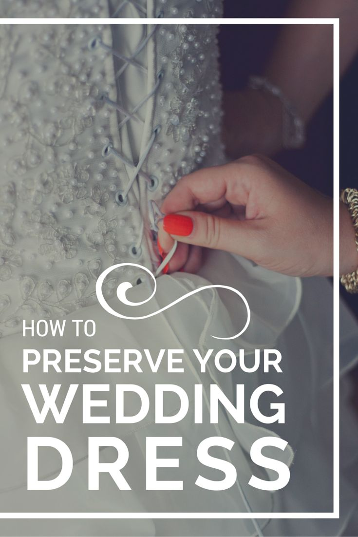 wedding dress preservation wedding dress preservation How to Make Your Wedding Dress Last Beyond Your Lifetime