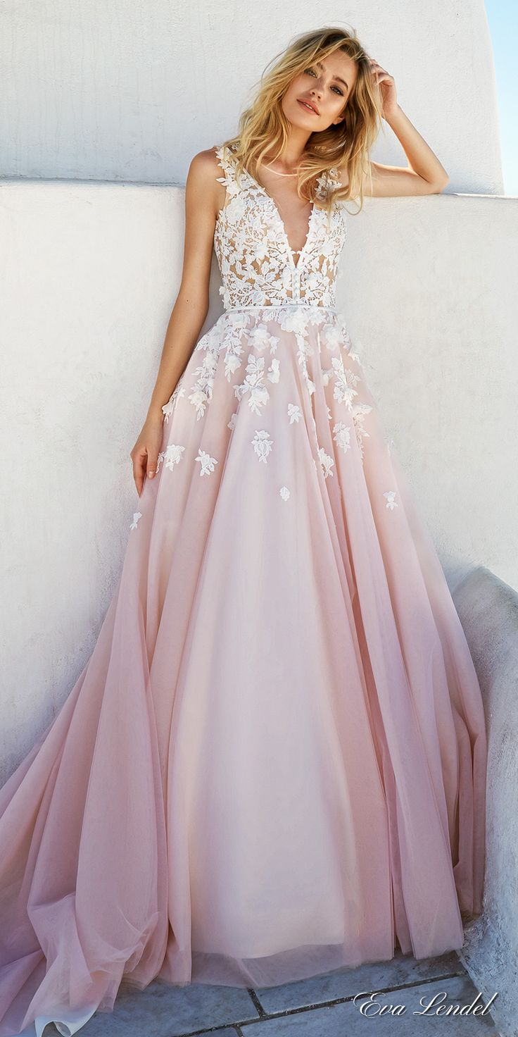 ombre wedding dress ombre wedding dress 25 Best Ideas about Ombre Wedding Dress on Pinterest Gorgeous prom dresses Fancy gowns and Wedding dresses with color
