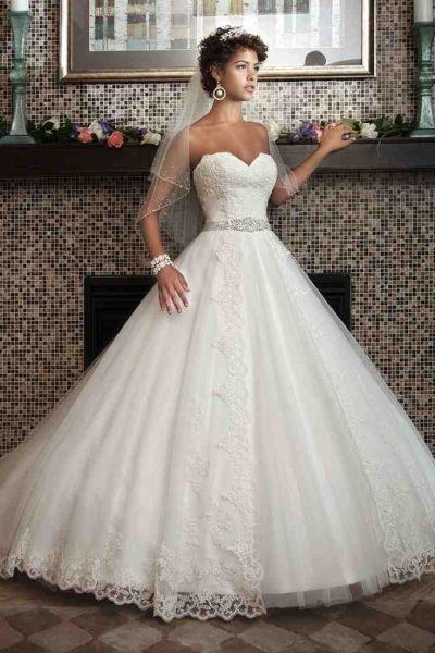 Top 25 ideas about Cinderella Wedding Dresses on Pinterest ...
