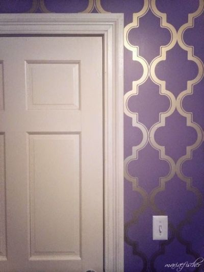 peelable wallpaper decals for a college apartment- Devine Color at Target | Devine It Yourself ...