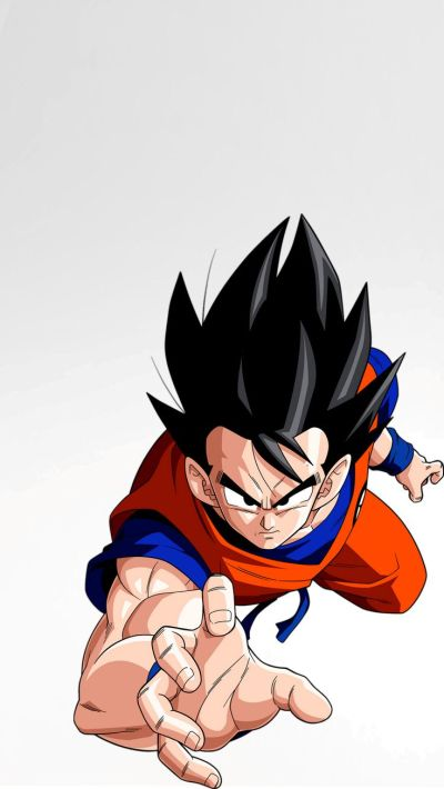 iPhone 6, Goku wallpaper and iPhone on Pinterest