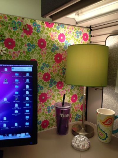 25+ Best Ideas about Cubicle Wallpaper on Pinterest | Cubical ideas, Cubicle makeover and ...