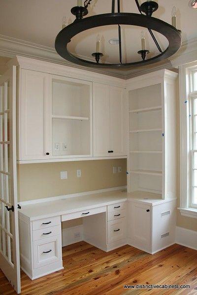 nice custom builtins for officecraft room small home office desk built u
