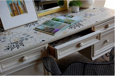 Pretty Ideas to Use Leftover Wallpaper | Recycle, Reuse, Repurpose | Pinterest | Ideas and ...
