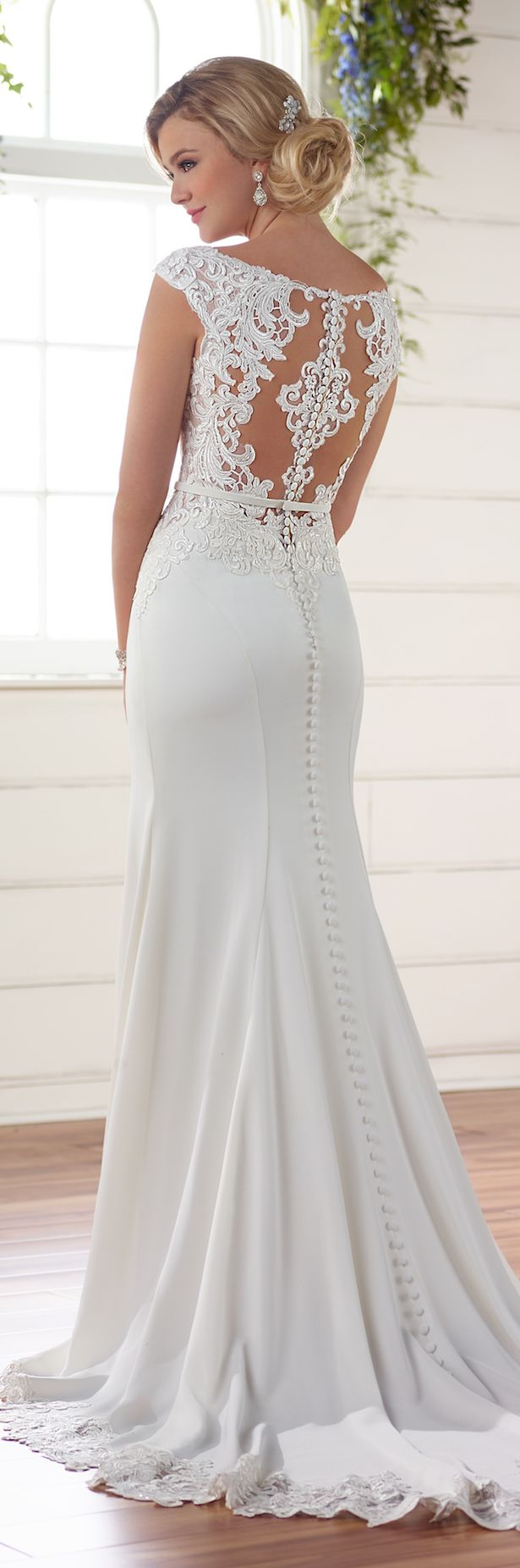 romantic wedding dresses wedding dress Essense of Australia Spring Bridal Collection Wedding Gowns