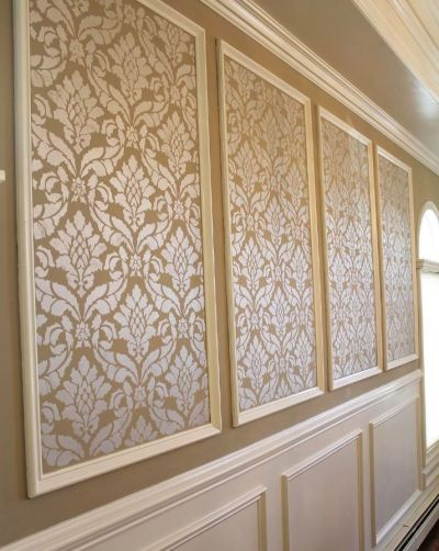 25+ best ideas about Picture Frame Molding on Pinterest | Picture frame wainscoting, Wall trim ...