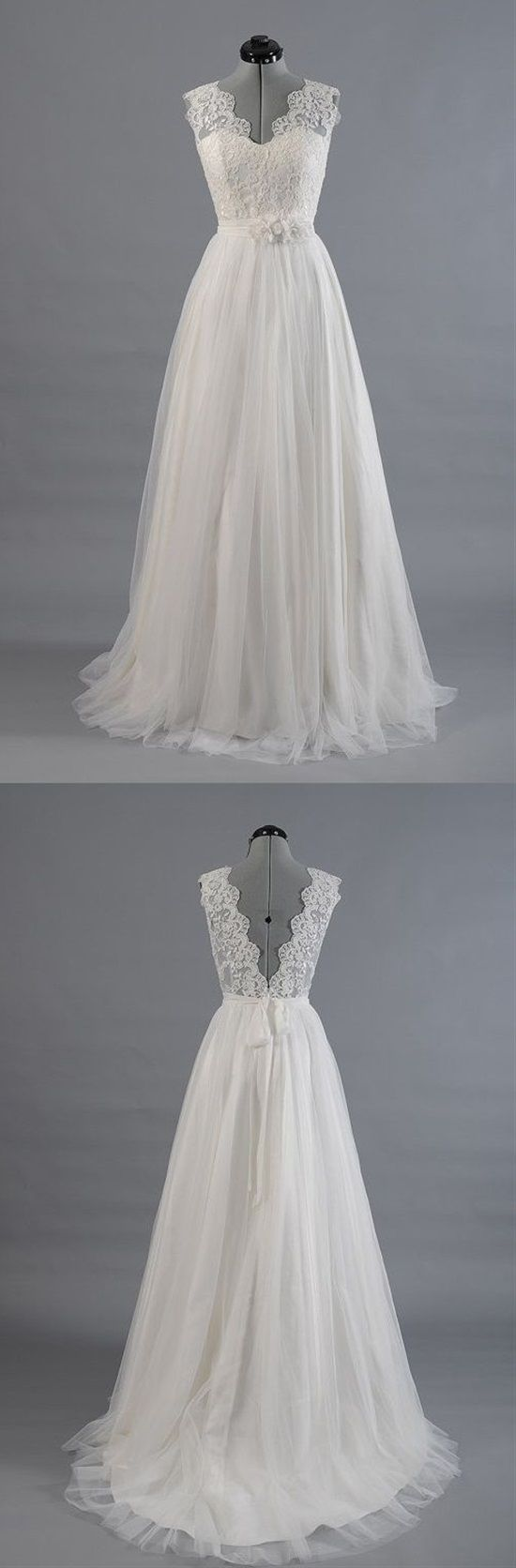 white lace wedding dress different wedding dresses 17 Best Wedding Dress Trends This Year