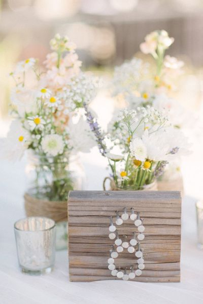 17 Best images about Table Number Ideas on Pinterest ...
