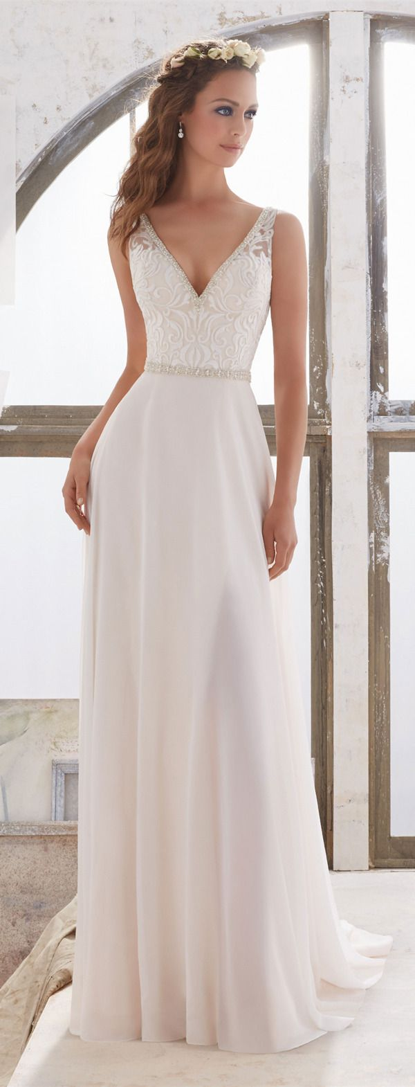 wedding dress simple classy wedding dresses Morilee Madeline Gardner Wedding Dresses Collection