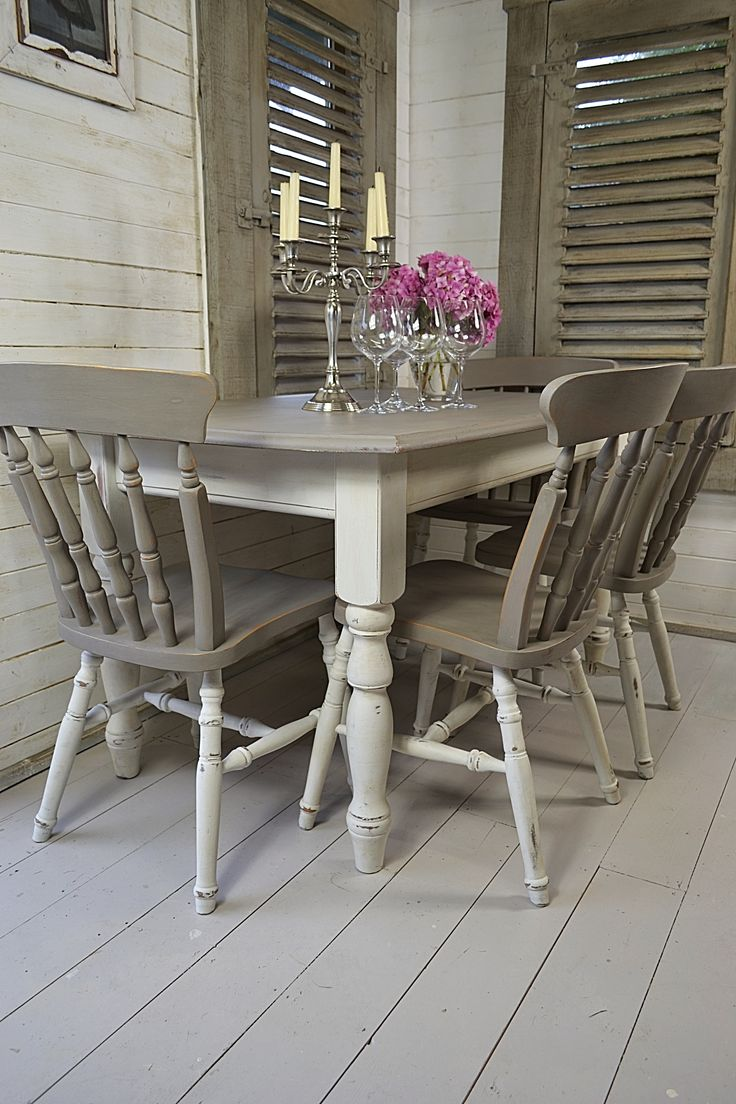 kitchen chairs grey wood kitchen table 17 best ideas about Kitchen Chairs on Pinterest White round dining table Round kitchen tables and Refurbished dining tables